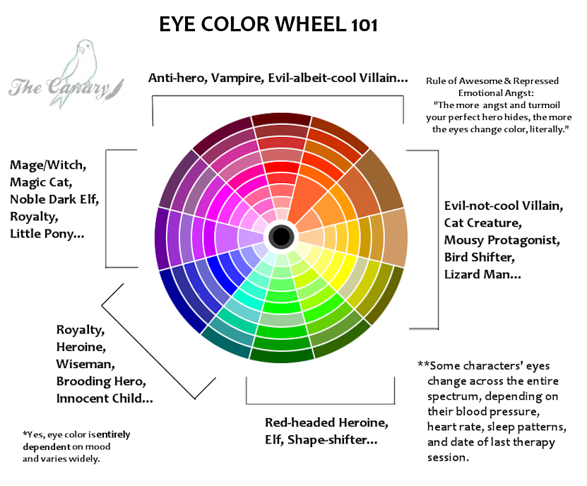Color Wheel 101 | The Book Canaries