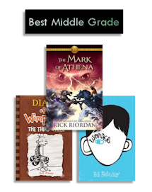Best Middle Grade